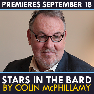STARS IN THE BARD by Colin McPhillamy - Sept 18